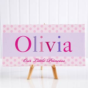 Personalized Kids Name Art - Just for Them - 10695