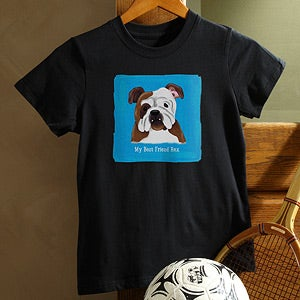 Personalization Mall Personalized Dog Breeds Kids T-Shirts at Sears.com
