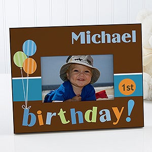 Birthday Time! Personalized Frame - 10844
