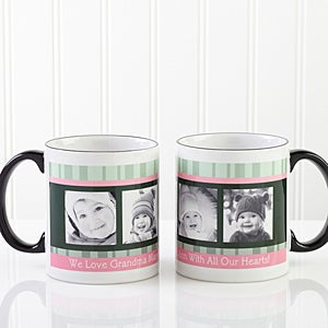 Personalized Picture Coffee Mugs - Photo Message for Her - 10923
