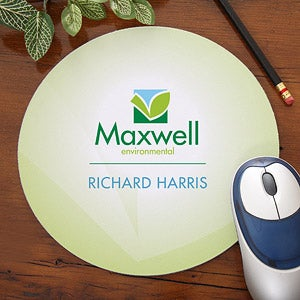 Corporate Logo Personalized Mouse Pad - 11039