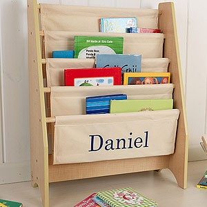 Personalized Kids Bookcase - Little Readers - 11174D