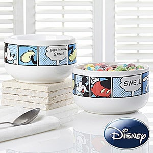 Personalized Disney Mickey Mouse Bowl - 11189