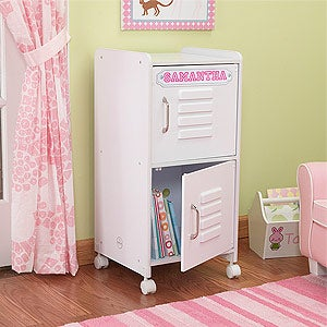 Personalized Storage Lockers for Kids - 11236D