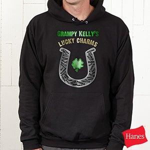 Personalized Grandpa Shirts - Lucky Charms - 11305