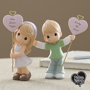 Personalized Precious Moments Figurines - Gift of Love - 11322