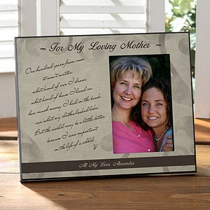 Personalized Picture Frames for Mom - One Hundred Years From Now - 11347