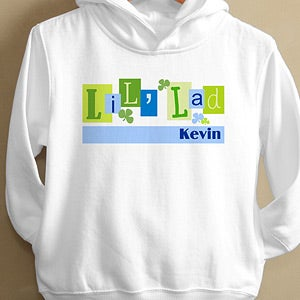 Personalized Irish Kids Clothing - Irish Lad & Lass - 11385