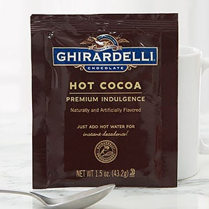 Ghirardelli® Double Chocolate Hot Cocoa  - 11418