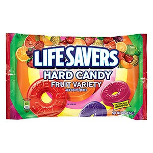 Lifesavers Flavor Variety - 13 Ounce Bag - 11437