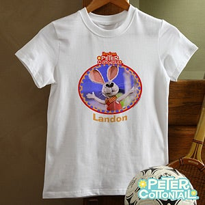 Personalized Peter Cottontail Kids Clothing - 11440