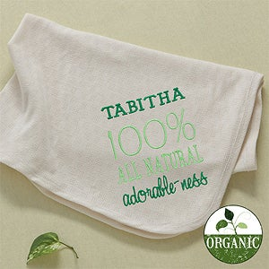 Personalized Organic Cotton Baby Clothing Collection - 11459