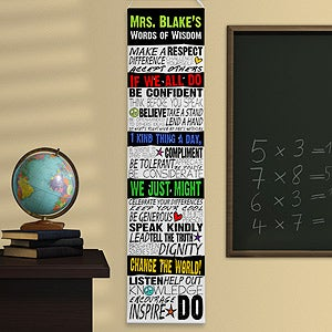 Personalized Classroom Banner Kindness In The Classroom