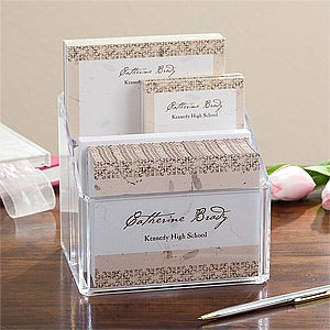 Personalized Stationery Gift Set - Simply Sophisticated - 11523
