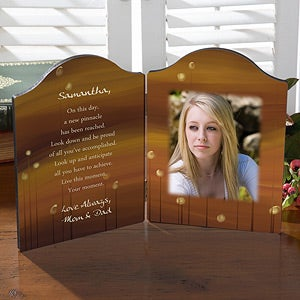 Personalized Graduation Photo Plaques - Graduation Day - 11525