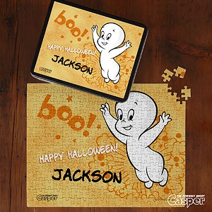 Personalized Casper The Friendly Ghost Puzzle - 11575