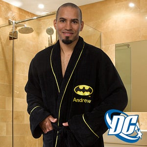 Personalized Batman Bathrobe - 11629