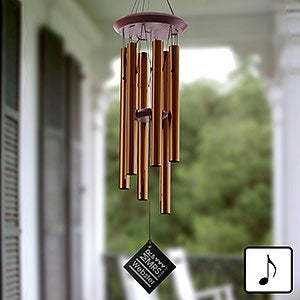 Personalized Wedding Chimes - Wedding Gift - 11687