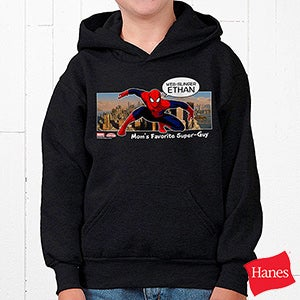Personalization Mall Personalized Spiderman Sweatshirt for Kids at Sears.com
