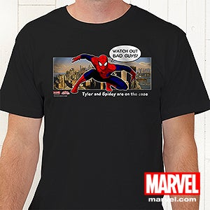 Personalized Spiderman Shirts & Apparel - 11768