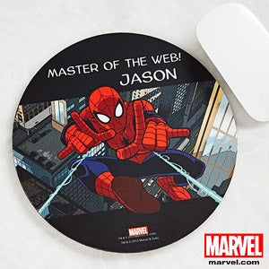 Personalized Spiderman Mouse Pad - 11769