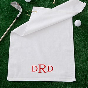 Ladies Personalized Golf Towels - 11812