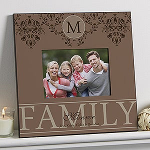 Personalized Family Picture Frames - Forever Family - 11957