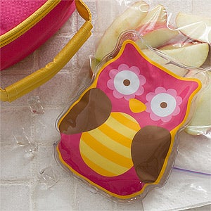 Kids Lunch Box Ice Packs - Owl - 11981