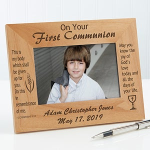 First Communion Gifts Communion Presents Personalization Mall