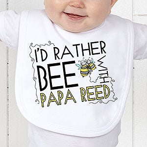 Personalized Kids Clothes - I'd Rather Bee - 12078