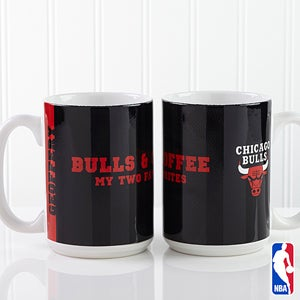 Personalized Coffee Mugs - NBA Basketball - 12100