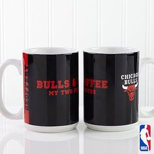 Personalized Coffee Mugs - NBA Basketball - 12100