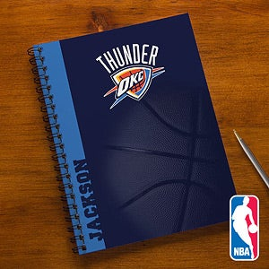 Personalized NBA Basketball Notebooks - 12102