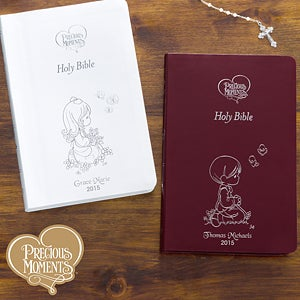 Precious Moments® Children's Personalized Bible - 12140