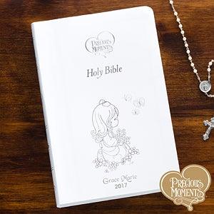 Personalized Children's Bible - Precious Moments - 12140