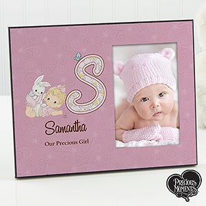 precious moments personalized baby picture frames 12161