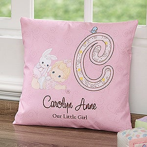 Personalized Baby Pillows - Precious Moments - 12162