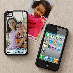 Personalized Photo iPhone 4 Cases - You Picture It - 12200