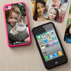 Personalized iPhone 4 Cases - Photo Collage - 12259