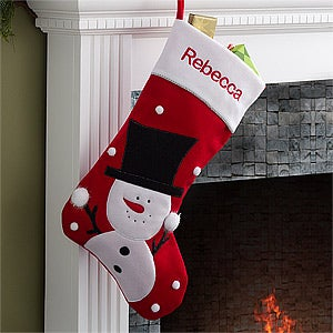 Personalized Jumbo Christmas Stockings - Santa's Helpers - 12443
