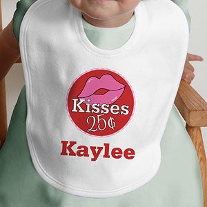 Personalized Baby & Kids Clothes - Kisses for $0.25 - 12520
