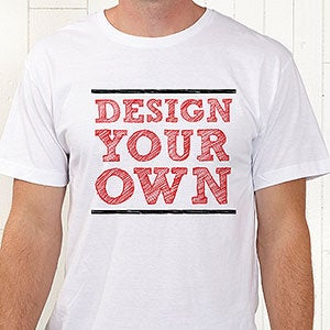 62b480bdec Design Your Own Custom T-Shirts - 12528