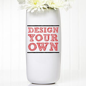 Design Your Own Personalized Flower Vase