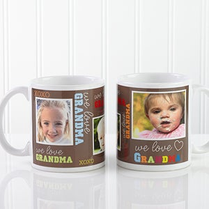 Personalized Photo Coffee Mug for Her - Loving You