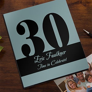 Personalized Photo Albums - Lifetime of Memories - 12584