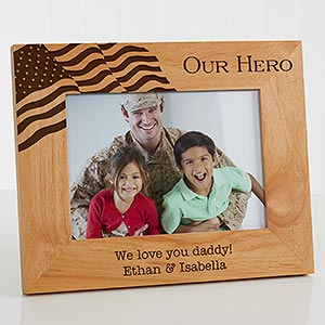 personalized military picture frames 5x7 military gifts