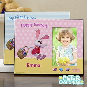 Personalized Picture Frames for Kids - Peter Cottontail - 12718