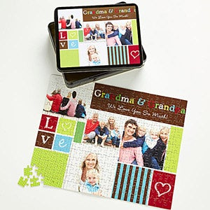 Personalized Photo Puzzles - Photo Fun - 12744
