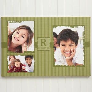 Personalized Photo Collage Canvas Art - 12751