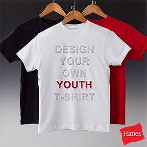 Design Your Own Custom Kids T-Shirts - 12773